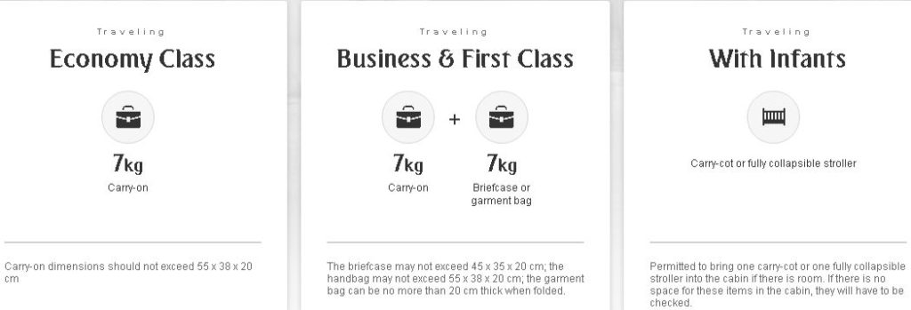 Emirates-Carry-On-Baggage-Allowance
