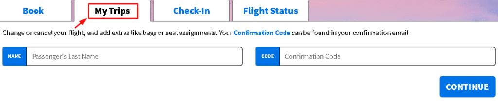 Cancel Spirit Airlines Reservation