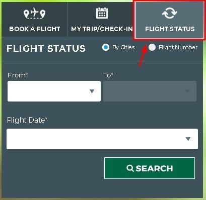 Frontier Airlines Flight Status