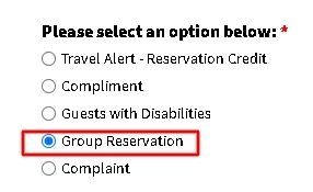 Spirit Airlines Group Reservations